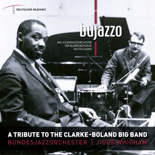 A Tribute To The Clarke - Boland Big Band (vinyl)
