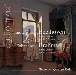 String Quartets (Beethoven/Brahms)