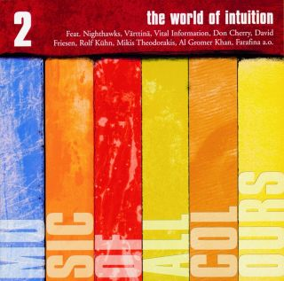 World Of Intuition 2   Catalogue