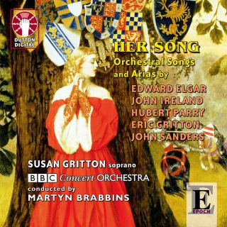 Her Song: Orchestral Songs & Arias