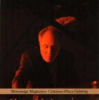 Coleman Plays Gebirtig