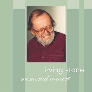 Irving Stone Memorial Concert