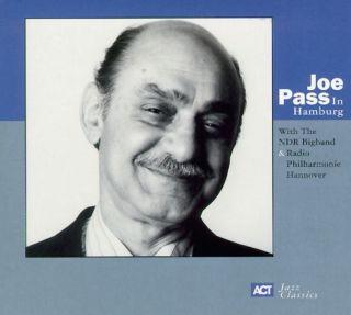 Joe Pass In Hamburg