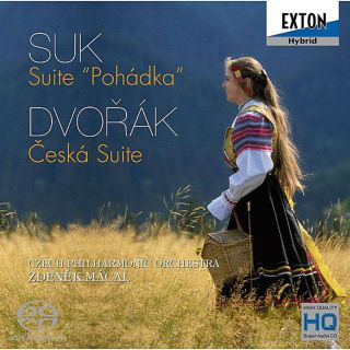 Suite Pohadka / Czech Suite