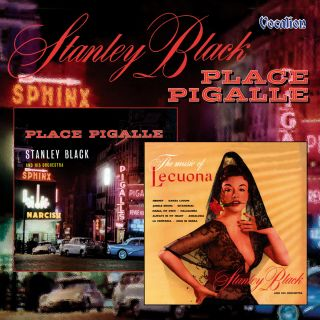 The Music Of Lecuona & Place Pigall