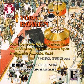 Piano Concerto Nos 2 & 3