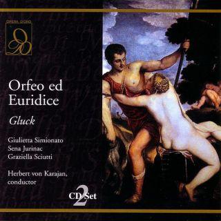 Orfeo Ed Euridice / Gluck