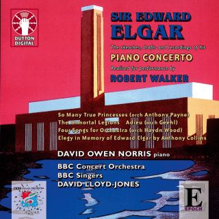Piano Concerto (by Robert Walker)