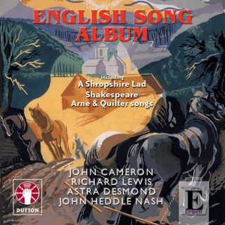 English Song Album