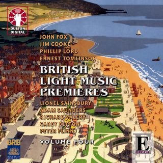 British Light Music Premieres Vol.4
