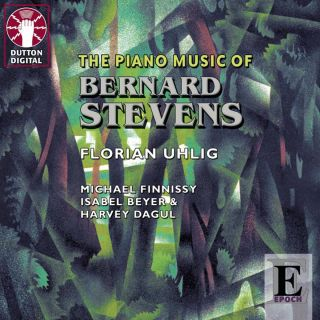 The Piano Music Of Bernard Stevens