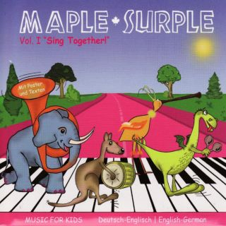 Maple Surple - Vol.1 Sing Together