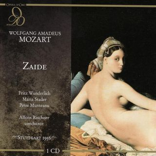 Zaide (stuttgart 1956)