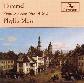 Piano Sonatas Nos. 4 & 5