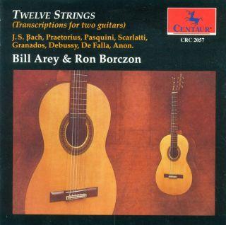 Twelve Strings (Transcriptions For Two Guitars)