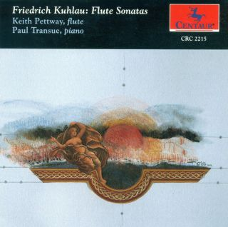 Flute Sonatas, Op. 85, Op. 69 and Op.79