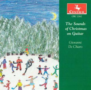 The Sounds of Christmas On Guitar