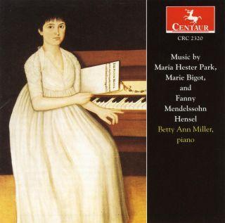 Music by Park, Bigot, and Mendelssohn Hensel