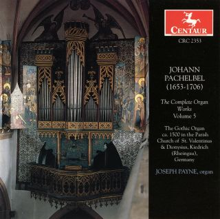 The Complete Organ Works, Vol. 5