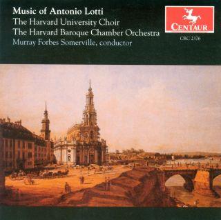 Music Of Antonio Lotti