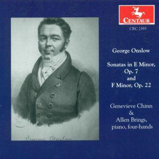 Sonatas in E min, Op. 7 and F min, Op. 22
