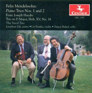 Piano Trios No.1, Op.49 and No.2, Op.66