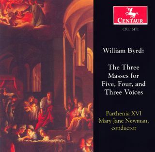The Three Masses For Five, Four, And Three Voices