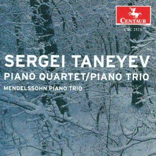 Piano Quartet, Op.20/Piano Trio, Op.22