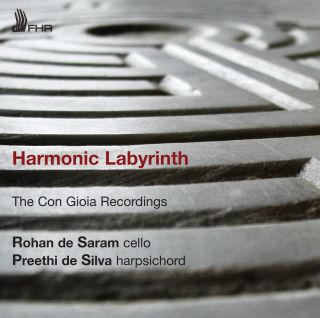 Harmonic Labyrinth - The Con Gioia Recordings