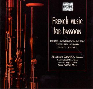 French Music for bassoon