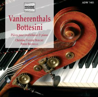 Works for double bass & piano