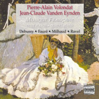 French Music for 2 pianos and 4 hands