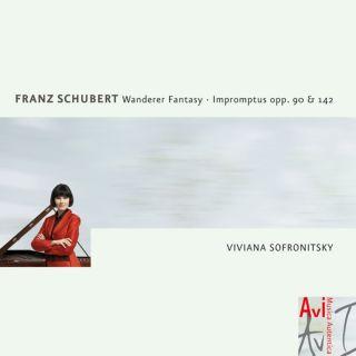 Franz Schubert, Wanderer Fantasy Op. 15 & Impromptus Opp. 90 & 142