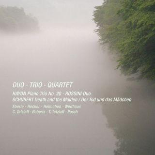 Duo . Trio . Quartet