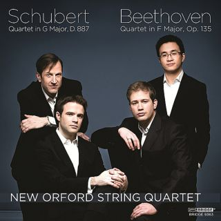 Quartet In G Major, D.887/quartet In F Major, Op.