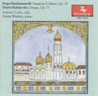 Sonatas For Cello And Piano