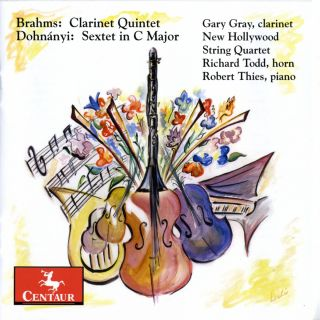 Clarinet Quintet In B Min/sextet In C Maj
