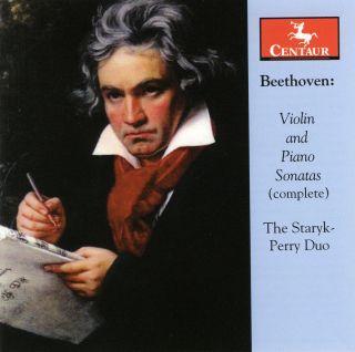 Violin And Piano Sonatas