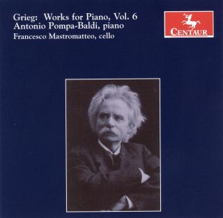 Works For Piano, Vol. 6