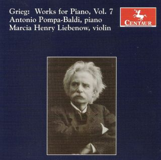 Works For Piano, Vol. 7