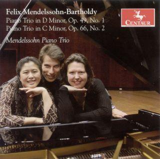 Piano Trios op. 49 no. 1 & op. 66 no. 2