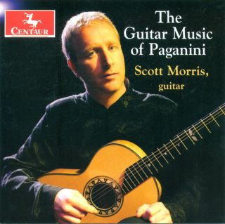 The Guitar Music Of Paganini