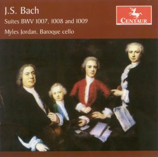 Suites For Unaccompanied Cello - Bwv 1007-1009