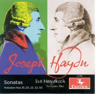 Piano Sonatas, Hob. Xvi:19, 20, 23, 32 & 50