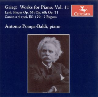 Works For Piano, Vol. 11