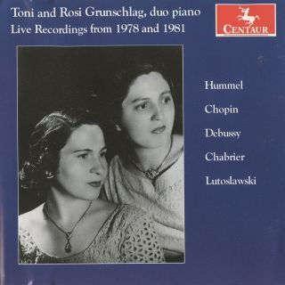 Grand Sonata For Piano 4 Hands/rondo/...