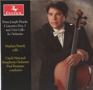 Cello Concertos Nos. 1 And 2