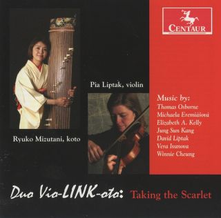 Duo Vio-link-oto Taking The Scarlet