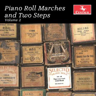 Piano Roll Marches And Two Steps, Vol. Ii
