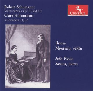 Robert Schumann & Clara Schumann